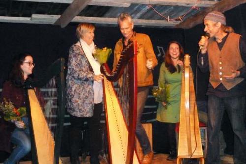 hermann&harpists