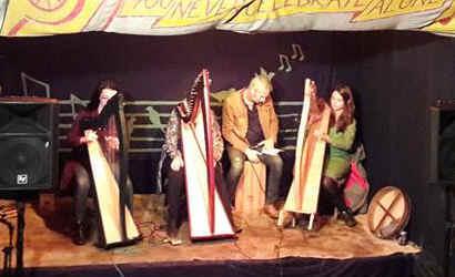 the harpss